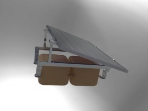 Yüzer Solar Montaj Sistemi 4