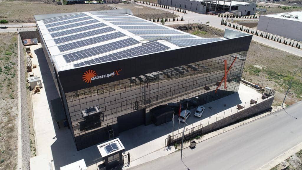 Güneşfix Fabrika Ankara